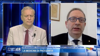 VIDEO: Giovanni Leoni: digitalizzazione del medico di famiglia - Televenezia