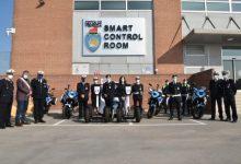 Polizia locale di Venezia: nuove moto, auto elettriche e segway - Televenezia