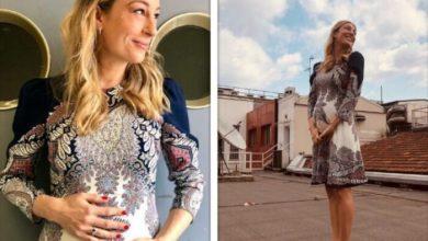 Mia Ceran è incinta: l'annuncio in diretta TV