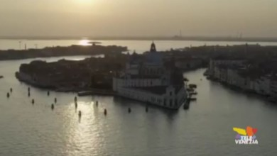 VIDEO: Luigi Brugnaro e Roberta Nesto a Roma per chiedere aiuto - Televenezia