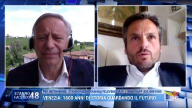 VIDEO: Claudio Vernier: il futuro di Venezia ma senza veneziani - TeleVenezia