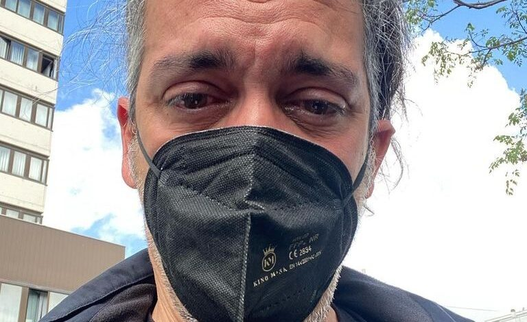 Roberto Angelini multato per 15 mila euro per lavoro in nero