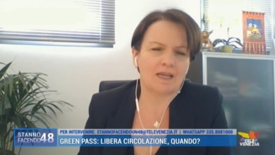 Il green pass serve a far ripartire il paese