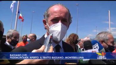 Pedemontana: aperto il tratto Bassano-Montebelluna