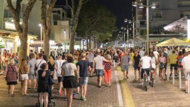 Jesolo: dal 10 giugno ritorna l'isola pedonale serale