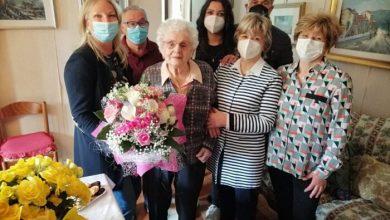Nonna Emilia Codato di Chirignago compie 100 anni - Televenezia