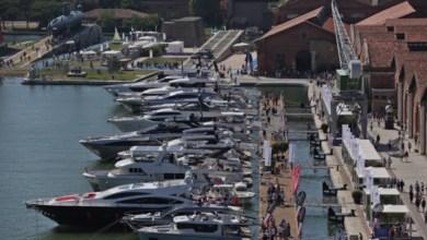 Salone Nautico Venezia 2021 al via: domani l'inaugurazione - TeleVenezia