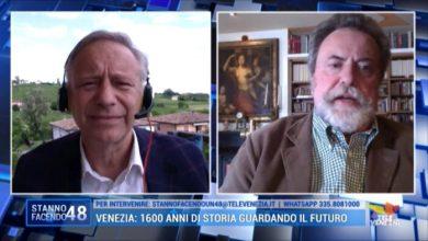 VIDEO: Pieralvise Zorzi: servono nuove forme di governo - TeleVenezia