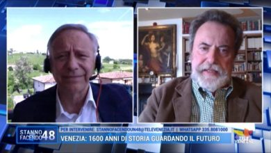VIDEO: Pieralvise Zorzi: serve unità per resistere. La nuova scena politica - TeleVenezia