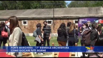 VIDEO: Biennale di Architettura: come giocare tutti insieme - TeleVenezia