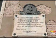 Dante sotto casa - Storia di una lapide