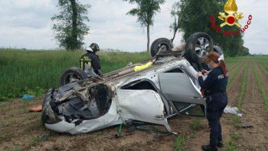 Portogruaro, frontale tra due auto: ferita una donna - Televenezia