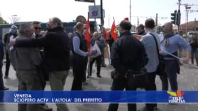 Sciopero ACTV il 12 maggio: l'altolà del prefetto Zappalorto