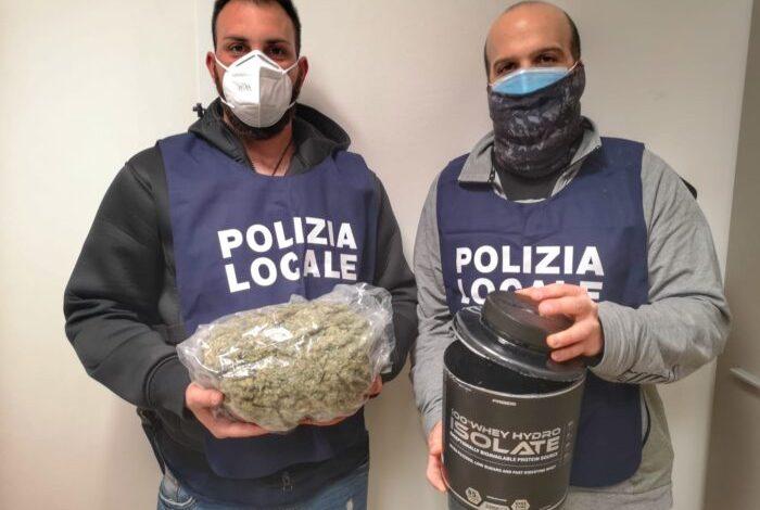 """Spaccio di marijuana al parco """"Hayez"""": due arresti - Televenezia"""