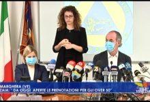 Zaia: Oggi aperte le vaccinazione per gli over50