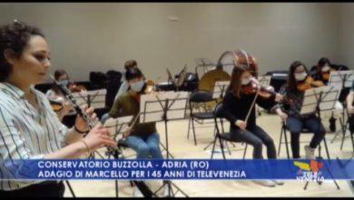 Conservatorio di Adria: concerto per i 45 anni di TeleVenezia