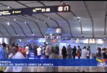 L'Aeroporto Marco Polo di Venezia riprende i voli strategici