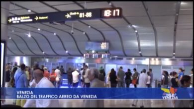 Aeroporto Marco Polo di Venezia riprende i voli strategici