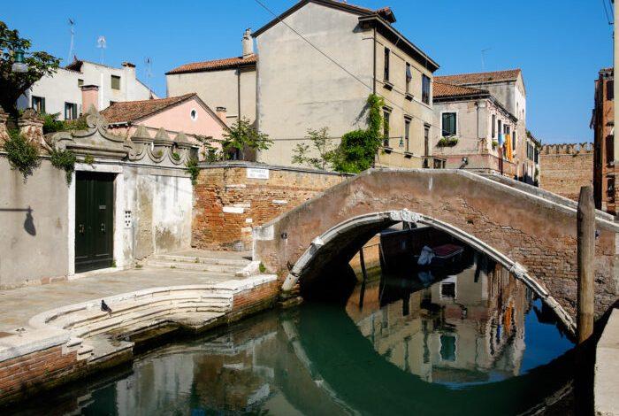G20 a Venezia: sospese le concessioni degli spazi in 11 rii e canali