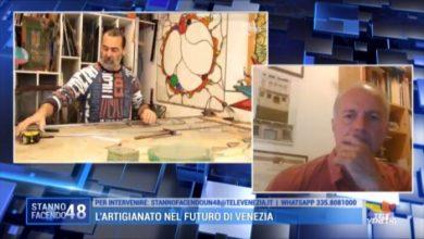 Venezia, città di mestieri ma pochi abitanti: i fenestreri e le parole di Pastor