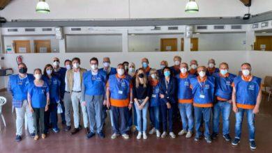 Vaccinazioni Covid-19: in servizio 47 volontari nell'Ulss4 - TeleVenezia