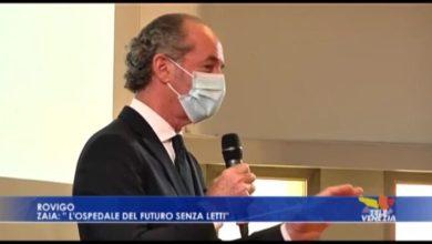 """Zaia: """"L'ospedale del futuro senza letti"""""""