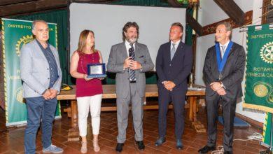 Rotary Club: un cingolato alla Protezione Civile di Martellago