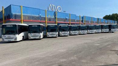 ATVO: 10 nuovi bus per il suo parco mezzi