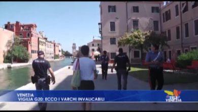 G20: l'Arsenale di Venezia viene blindato
