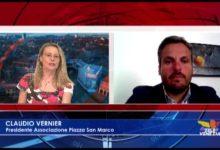 VIDEO: Claudio Vernier: il rilancio di Piazza San Marco - TeleVenezia
