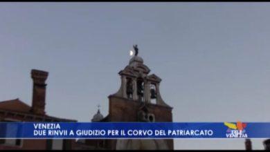 Volantini contro il Patriarca: due rinvii a giudizio per il Corvo del patriarcato