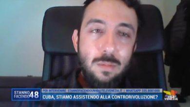 La richiesta di aiuto dai cittadini cubani