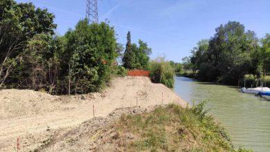 Cantiere Osellino: dal 5 luglio limitazione al traffico acqueo