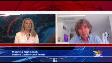 Maurizio Franceschi: la situazione dei commercianti a Mestre