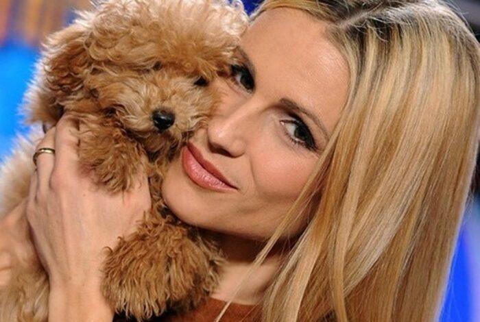 Èmorta Lilly, l'amatissima cagnolina di Michelle Hunziker