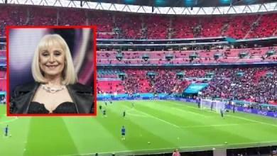 Wembley: l'omaggio internazionale a Raffaella Carrà