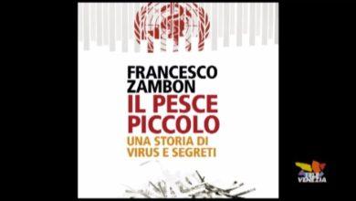 """Francesco Zambon: """"Il Pesce Piccolo"""". Presentazione di Sara Zanferrari"""