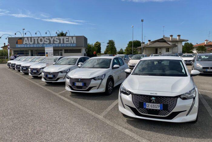 Ulss 4 sempre più green: 15 nuove auto elettriche