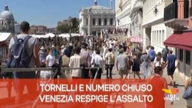 TG Veneto News – Edizione del 20 agosto 2021