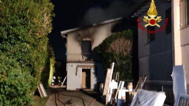 Mira, incendio in abitazione: danni gravi all'edificio