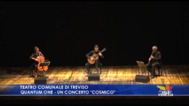 """VIDEO: Andrea Vettoretti: """"Quantum One"""", un concerto cosmico - Televenezia"""