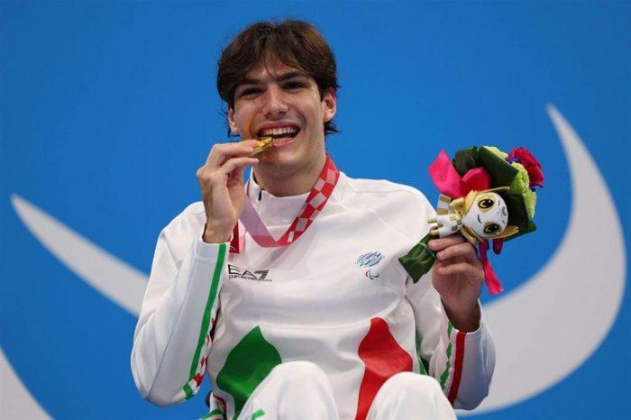 Bibione festeggia il campione Antonio Fantin