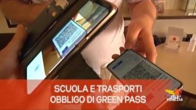 TG Veneto News – Edizione del 1 settembre 2021