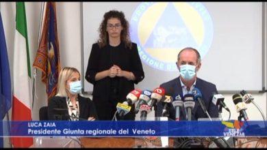 Zaia: Veneto in zona bianca. Aperta la terza dose a over 80 e soggetti fragili - TeleVenezia