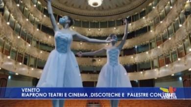 Cinema e teatri riaprono, discoteche e palestre con limiti