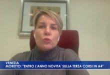 """Moretto: """"Entro l'anno novità sulla terza corsia in A4"""" - TeleVenezia"""