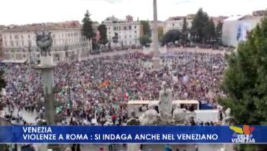 Indagini sulle violenze a Roma - TeleVenezia