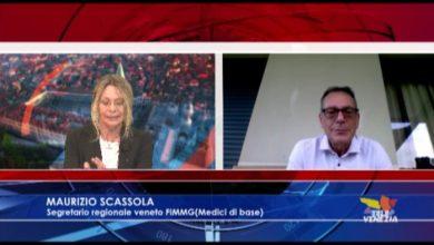 """Maurizio Scassola (FIMMG): """"Organizzazione da rivedere. Regione intervenga."""" - TeleVenezia"""