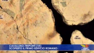 Scavo archeologico a Lio Piccolo: rivenuto edificio romano