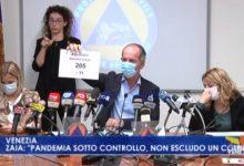 Luca Zaia: pandemia sotto controllo ma sempre prudenza